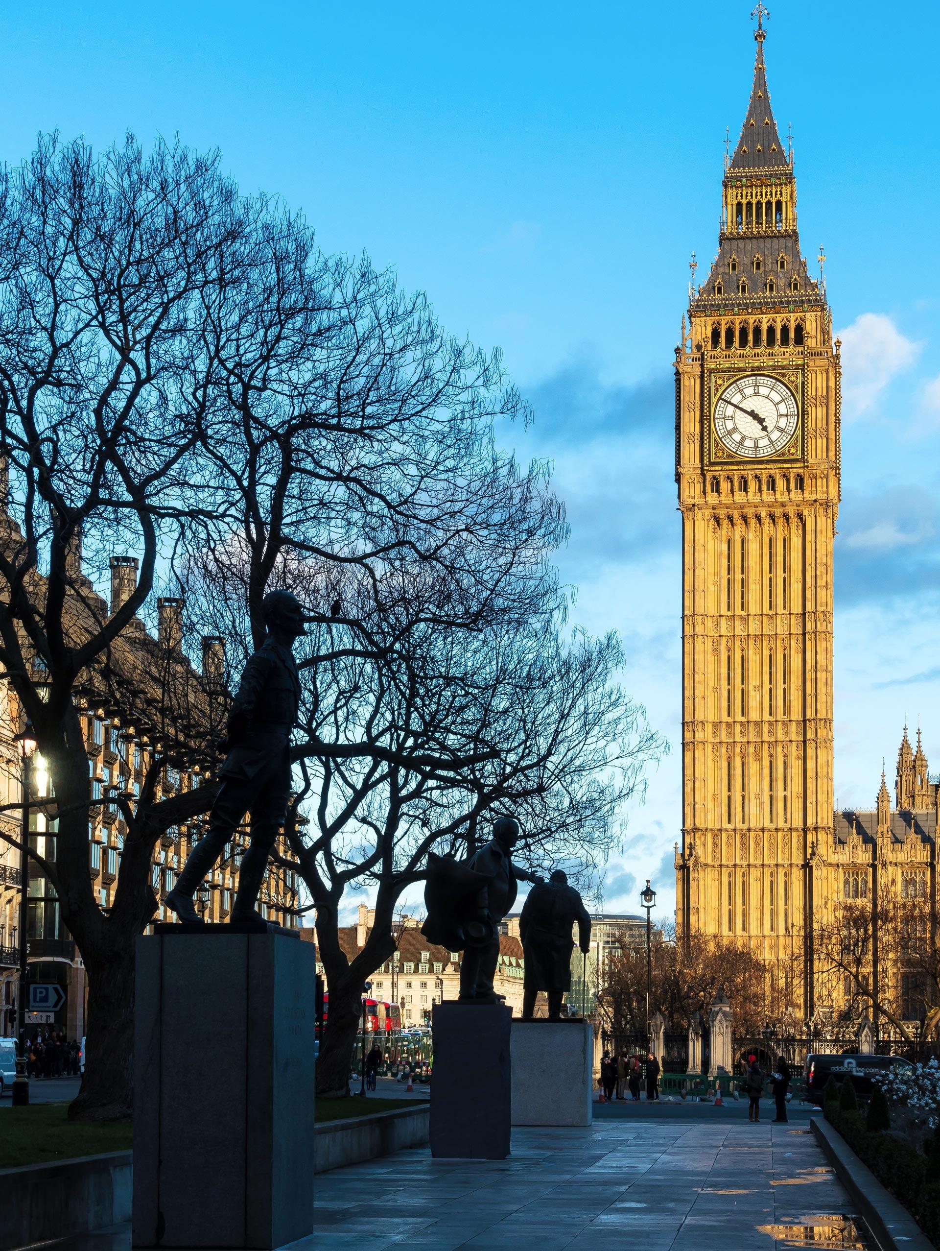 Londyn ciekawostki turystyczne