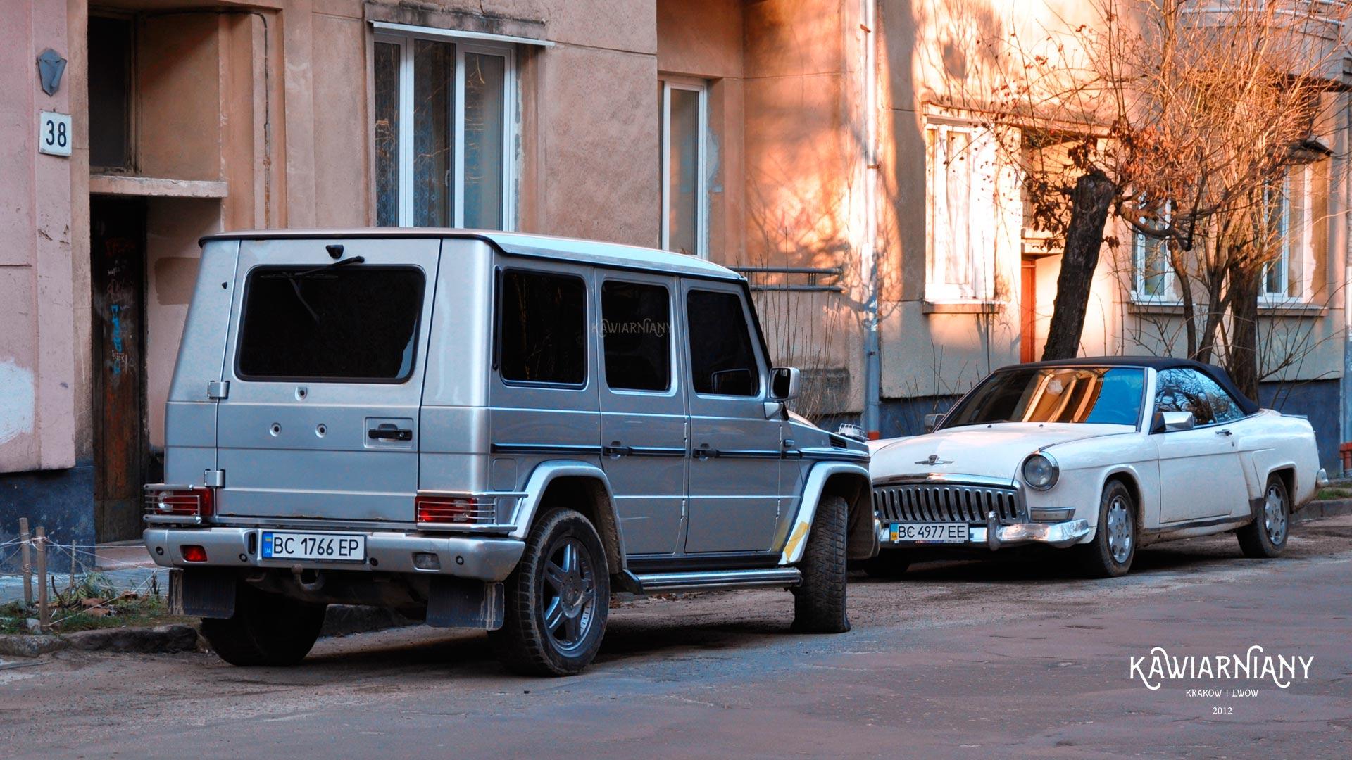 Najpopularniejsze auta początku 2020 roku na Ukrainie