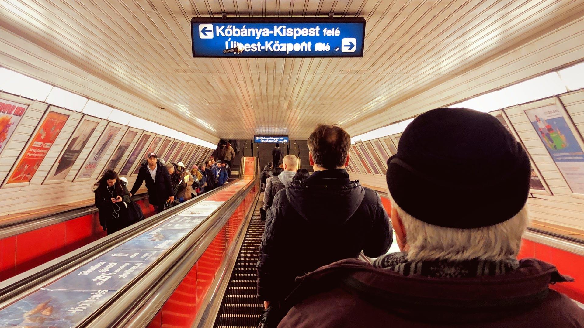 Metro w Budapeszcie – cena biletów, rozkłady, linie metra