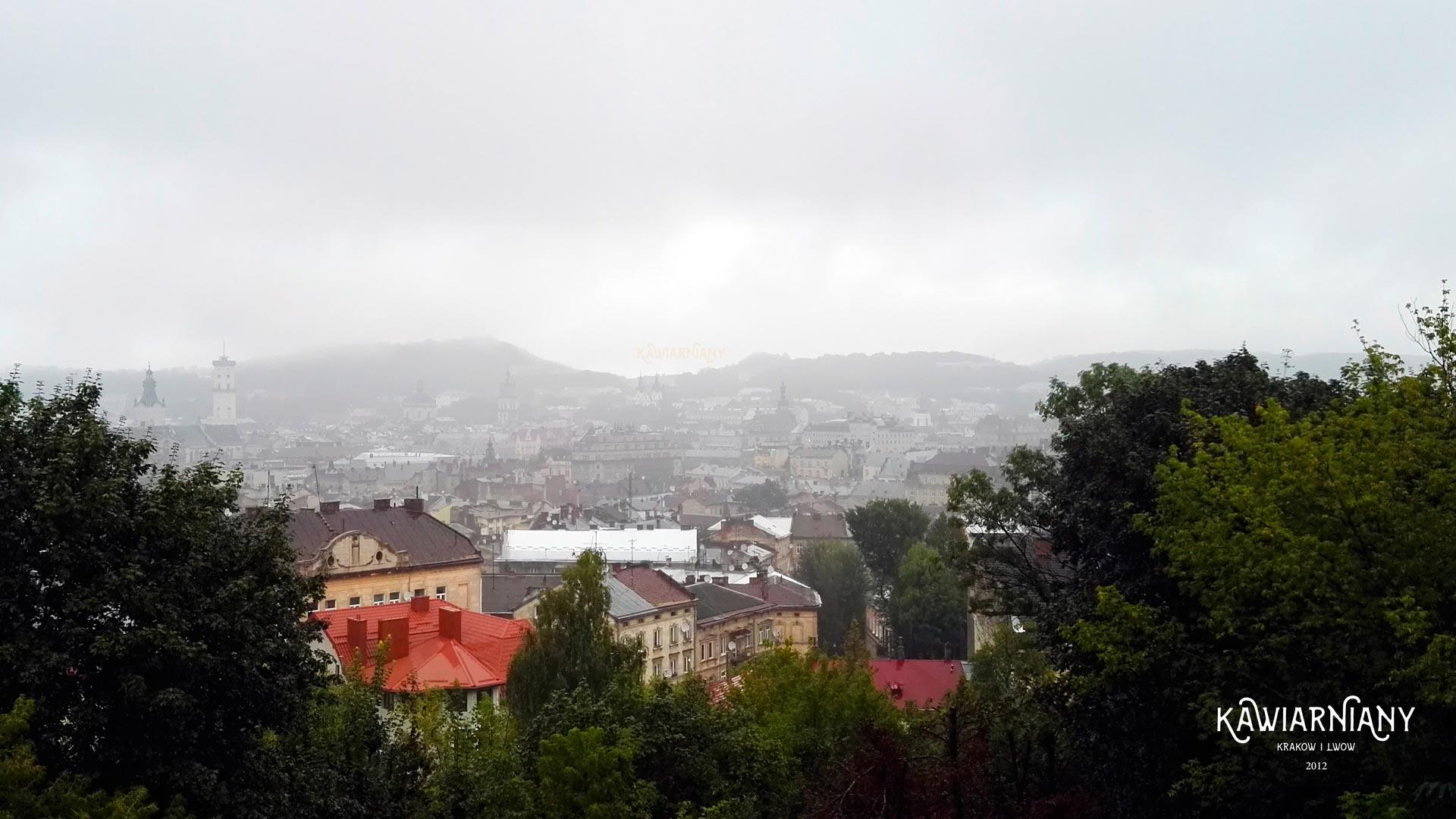 Co robić we Lwowie gdy pada? 7 propozycji na deszczowe dni