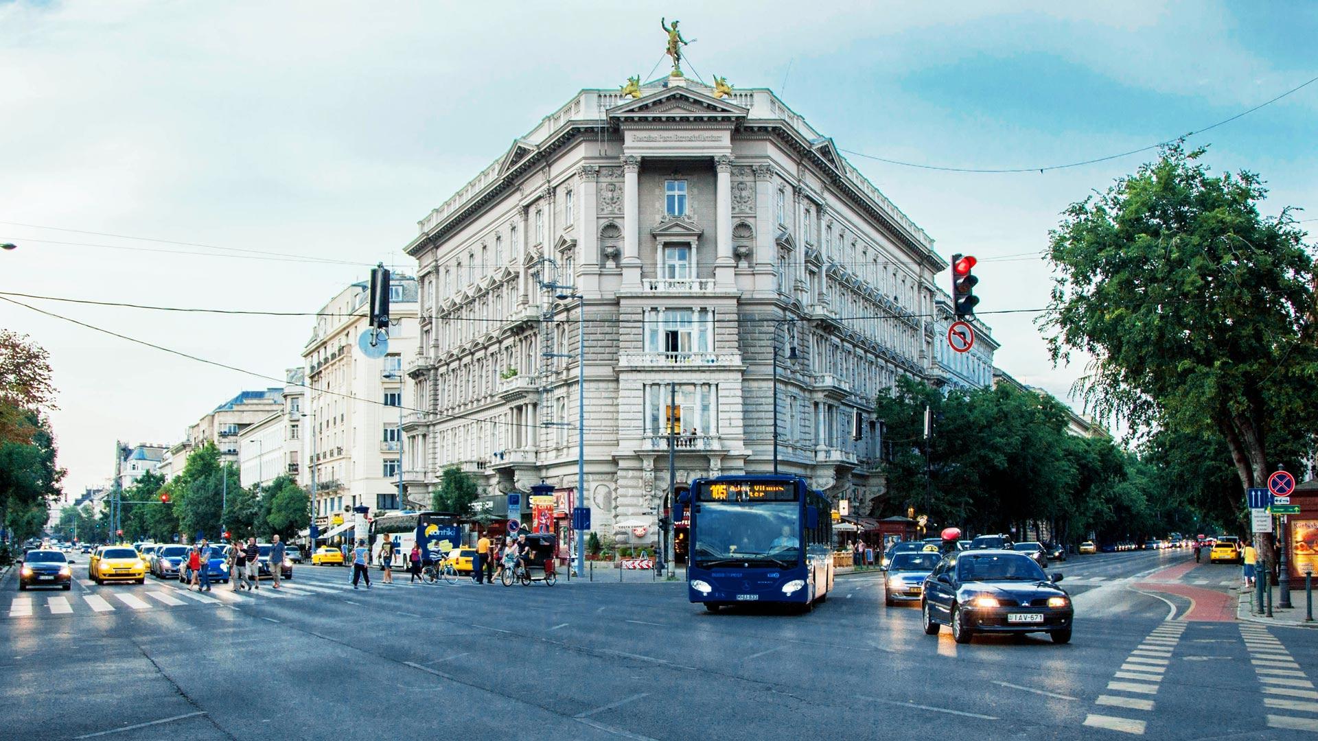 Czy Budapeszt to państwo? Czy miasto?