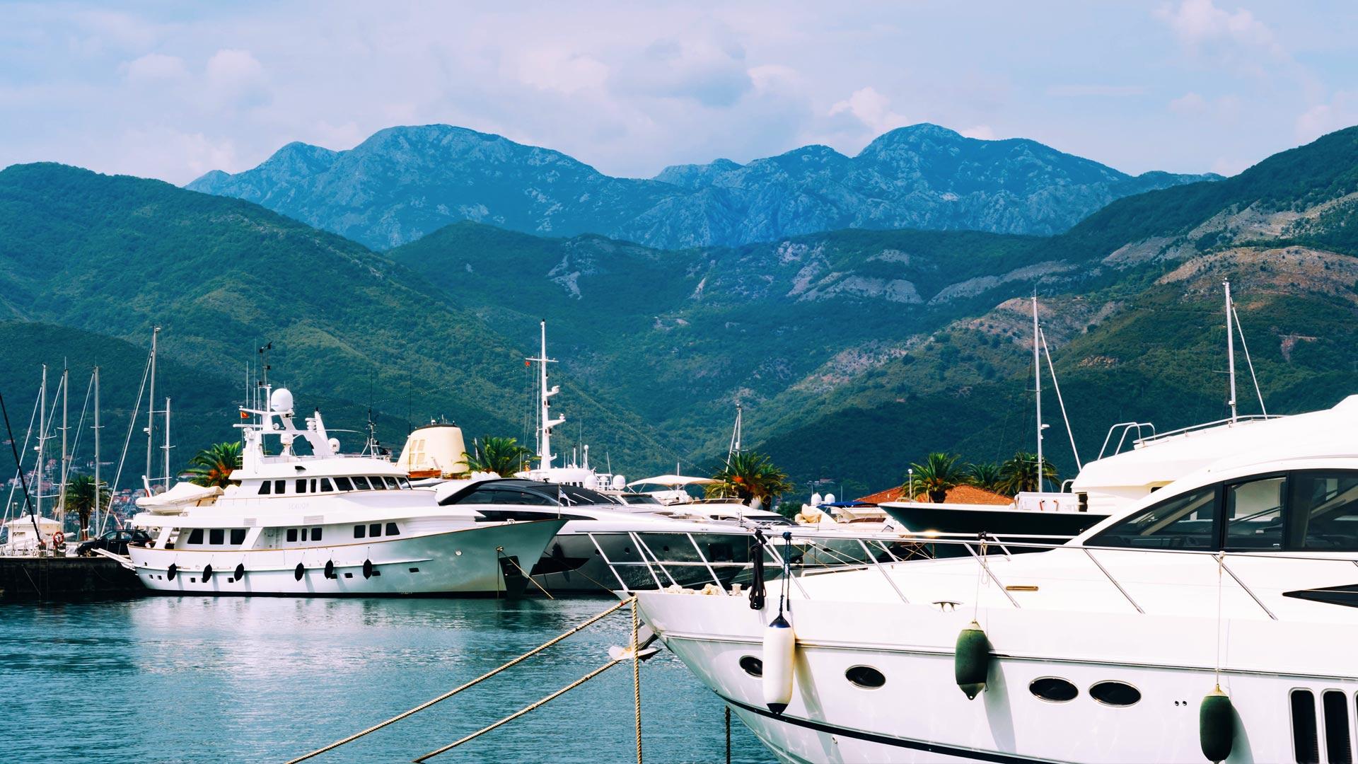 Z kim graniczy Czarnogóra? Sąsiedzi Czarnogóry