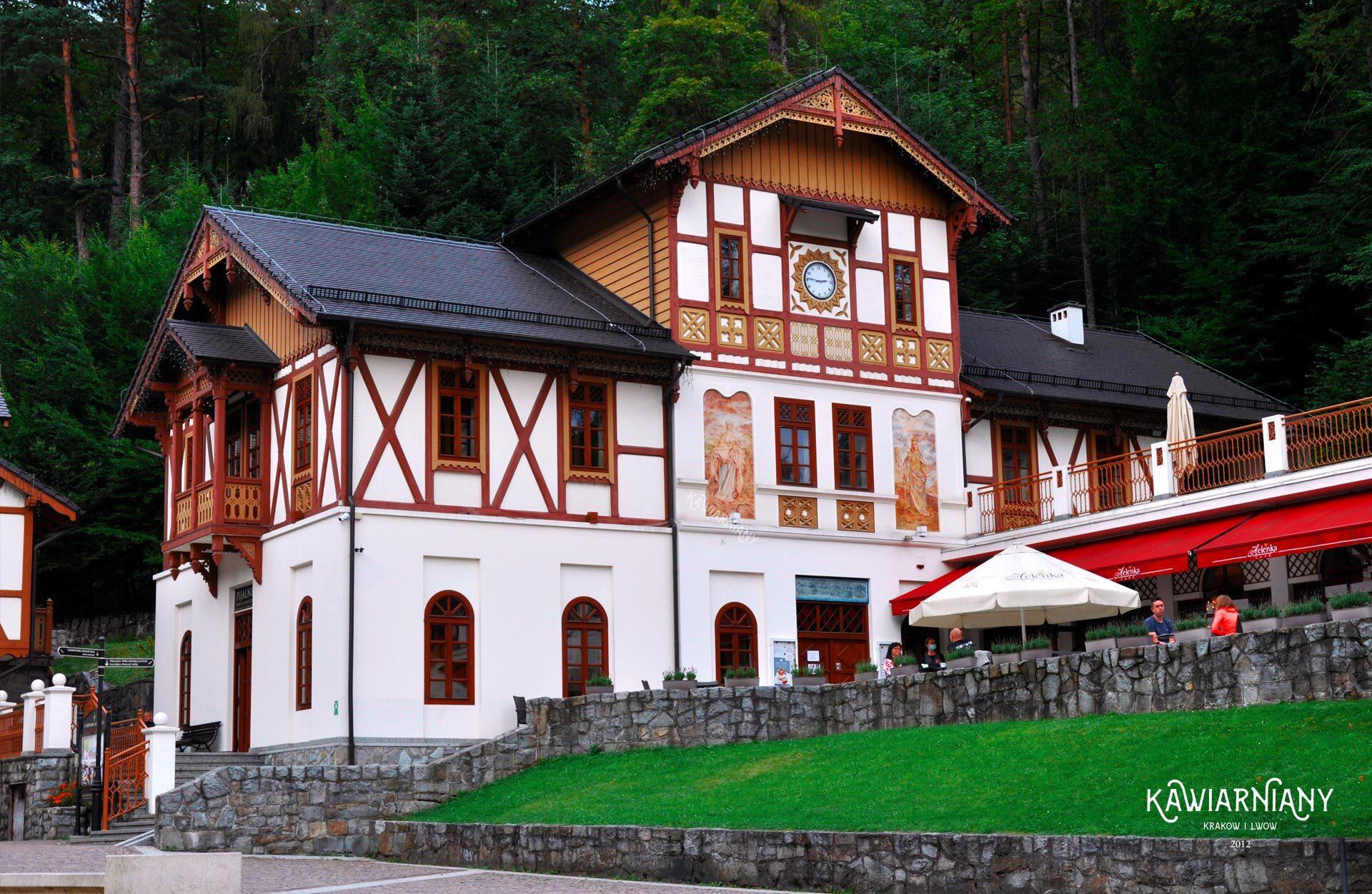 Dom nad Zdrojami w Szczawnicy