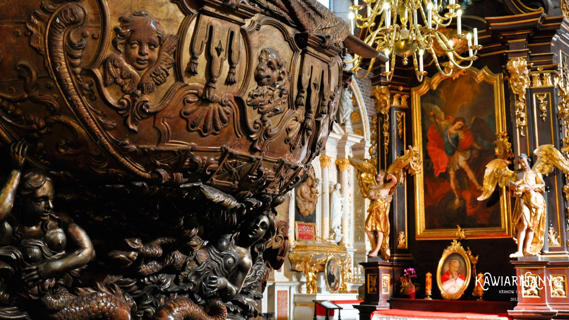 Kościoły na Kazimierzu w Krakowie. Czy jakieś są? TOP lista