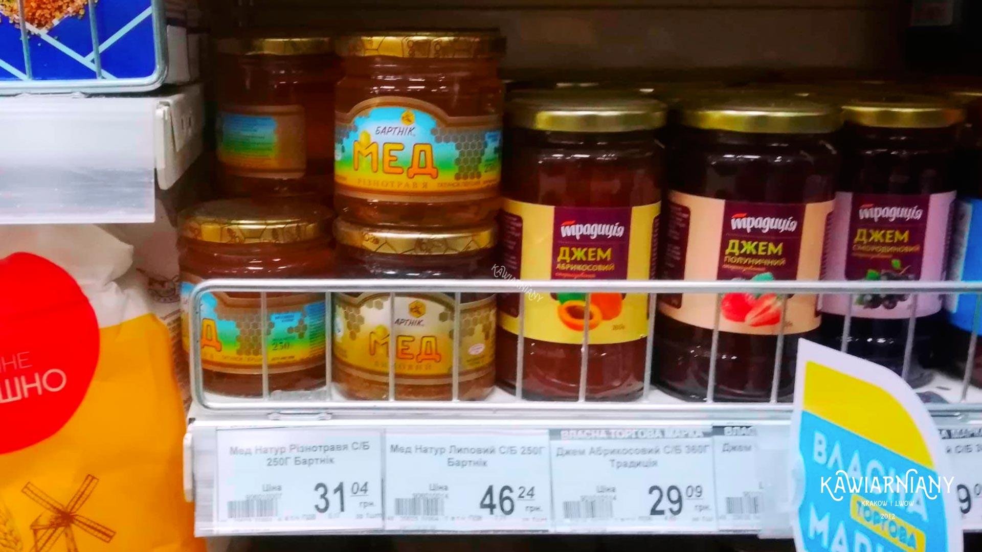 Ile kosztuje miód na Ukrainie? Ile miodu można przywieźć?