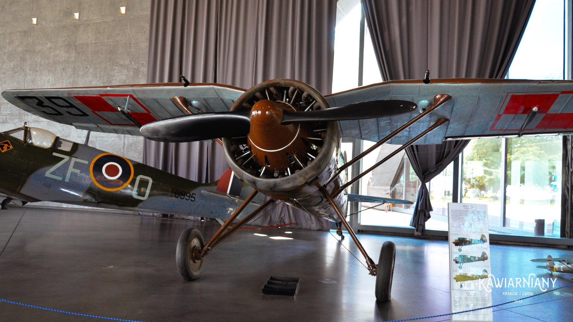 Muzeum Lotnictwa Polskiego – cennik biletów, godziny otwarcia, zwiedzanie