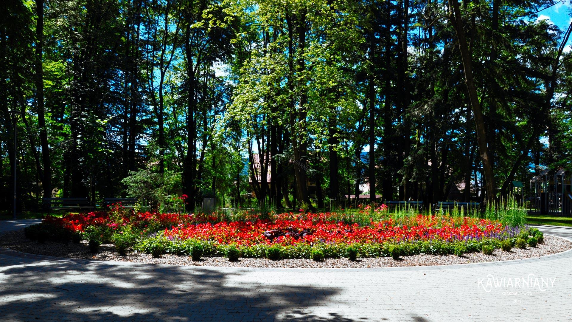 Park Miejski w Wadowicach. Gdzie jest? O tym parku pamiętał Jan Paweł II
