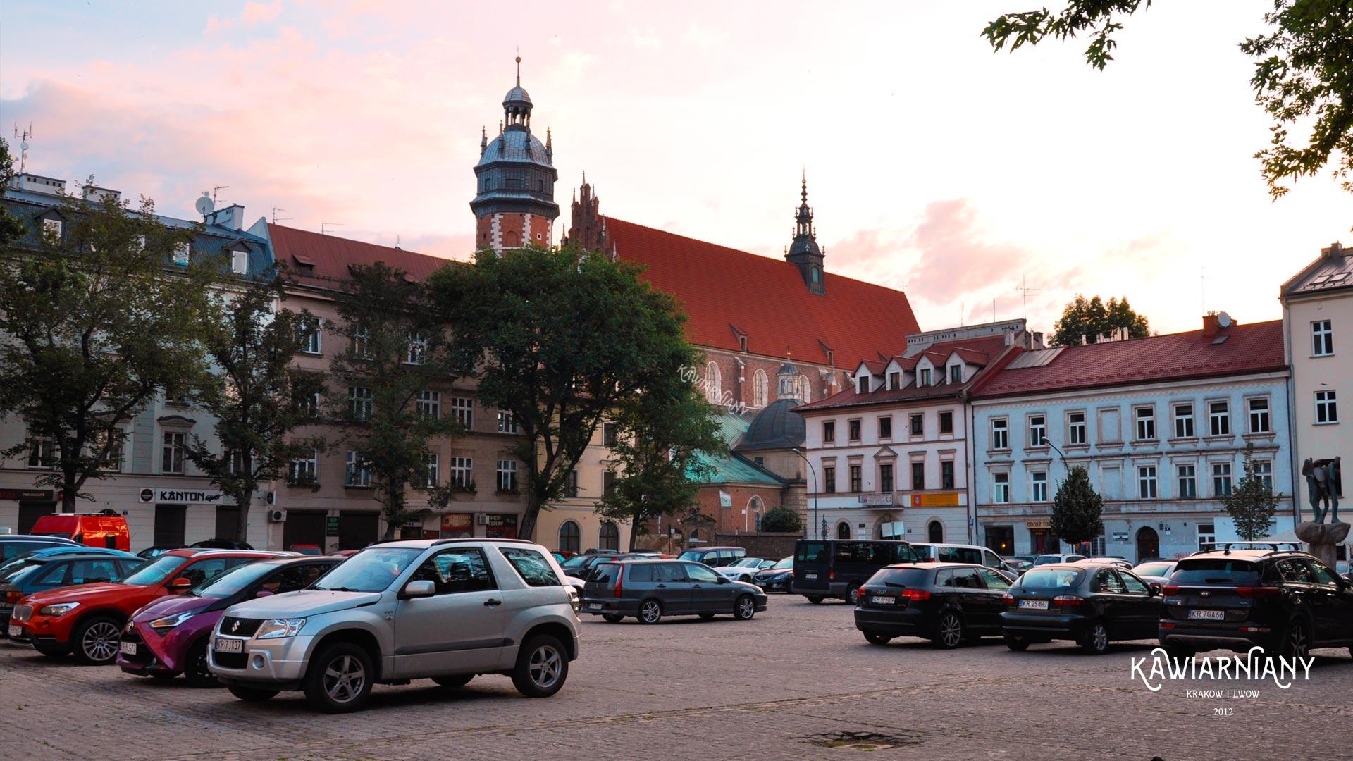 Czy na Kazimierzu w Krakowie jest Rynek? Czy jest Ratusz?