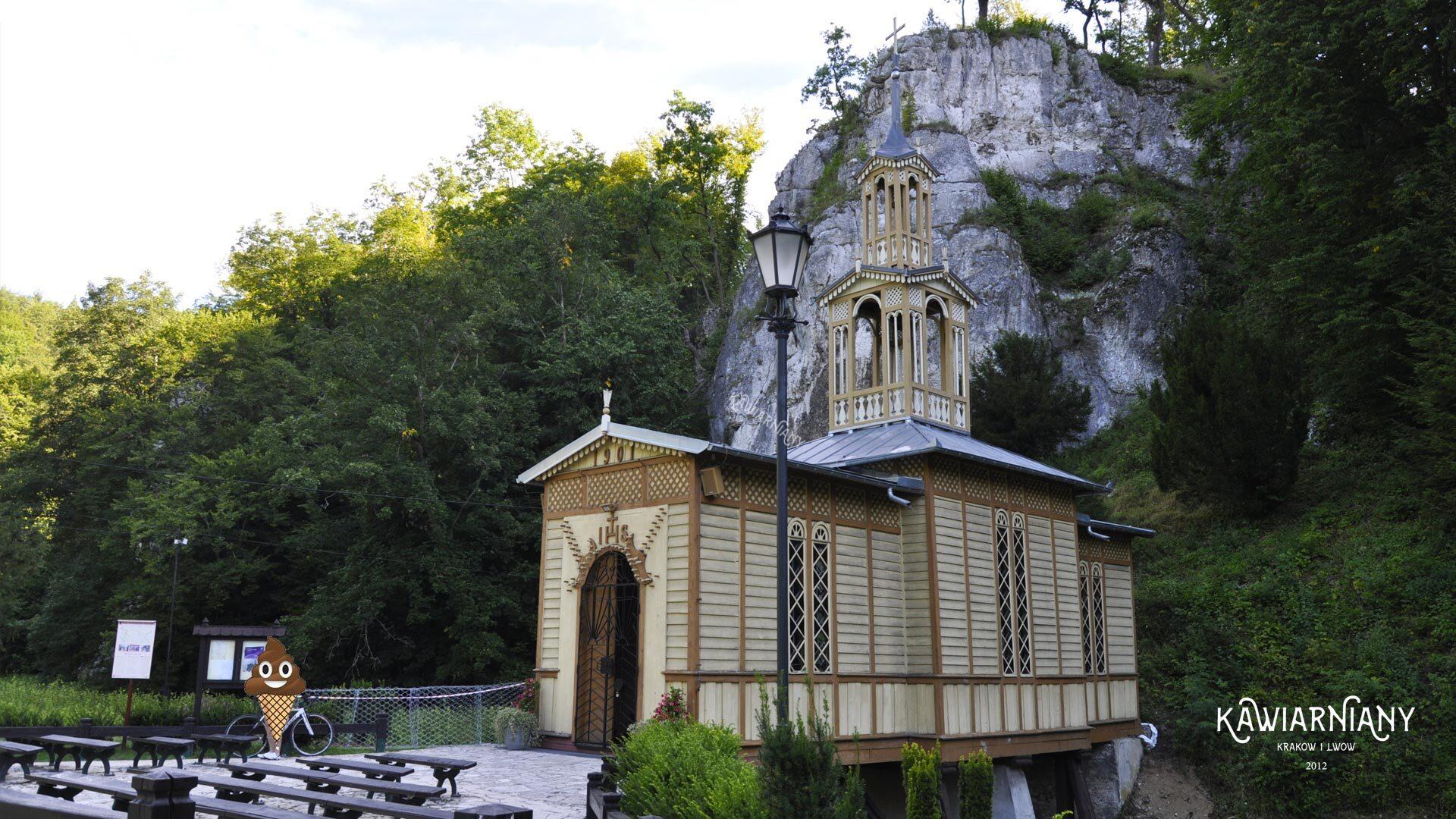 Kaplica na wodzie w Ojcowie. Cennik, parking, zwiedzanie