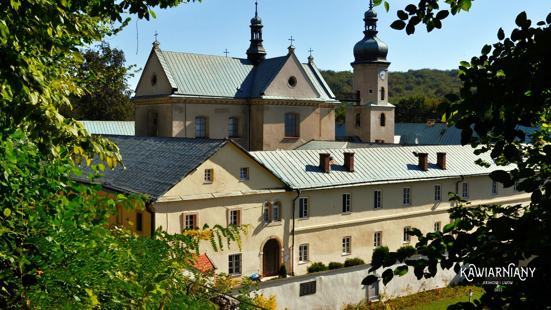 Klasztor Karmelitów Bosych w Czernej – msze, historia, zwiedzanie