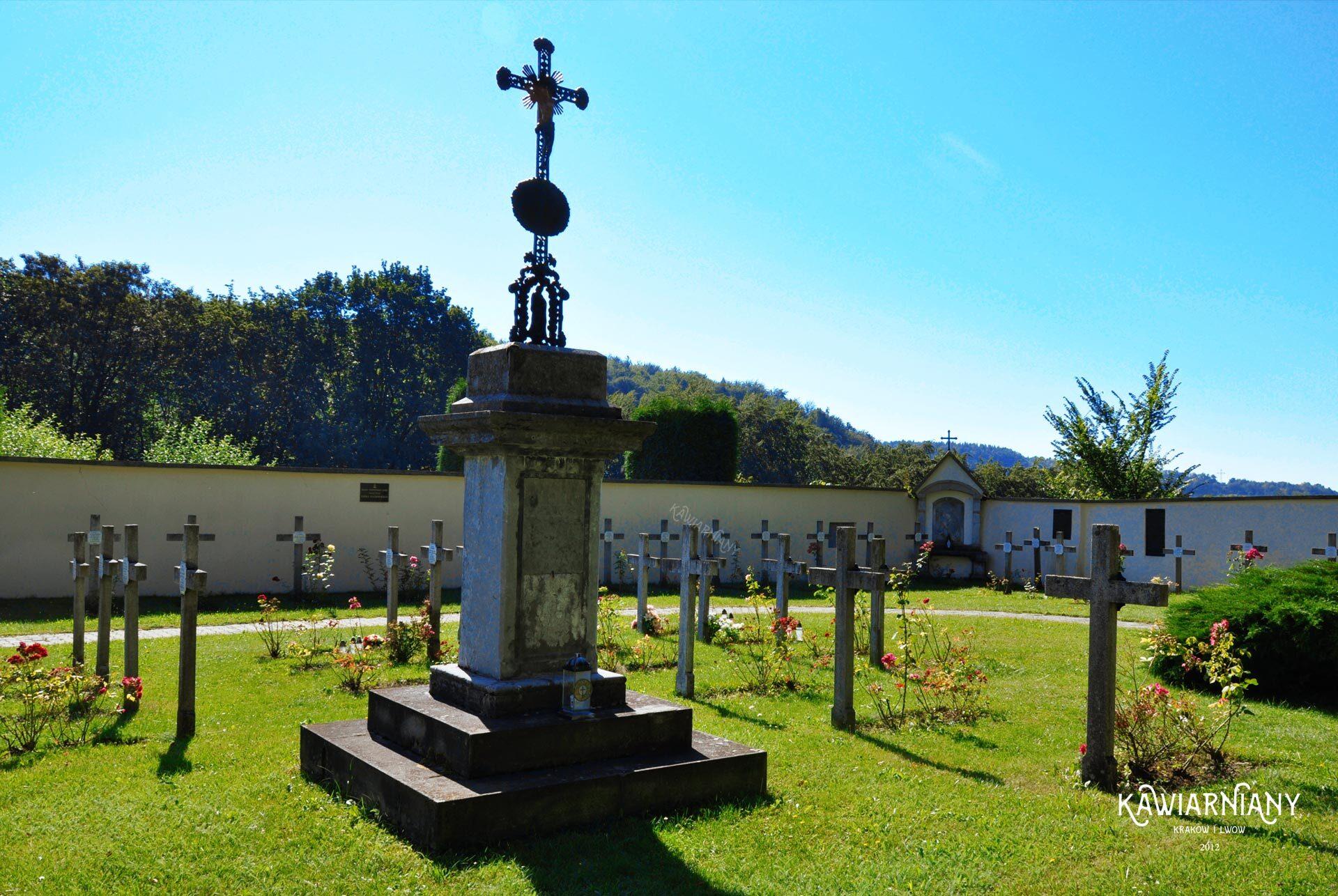 klasztor w czernej koło krzeszowic