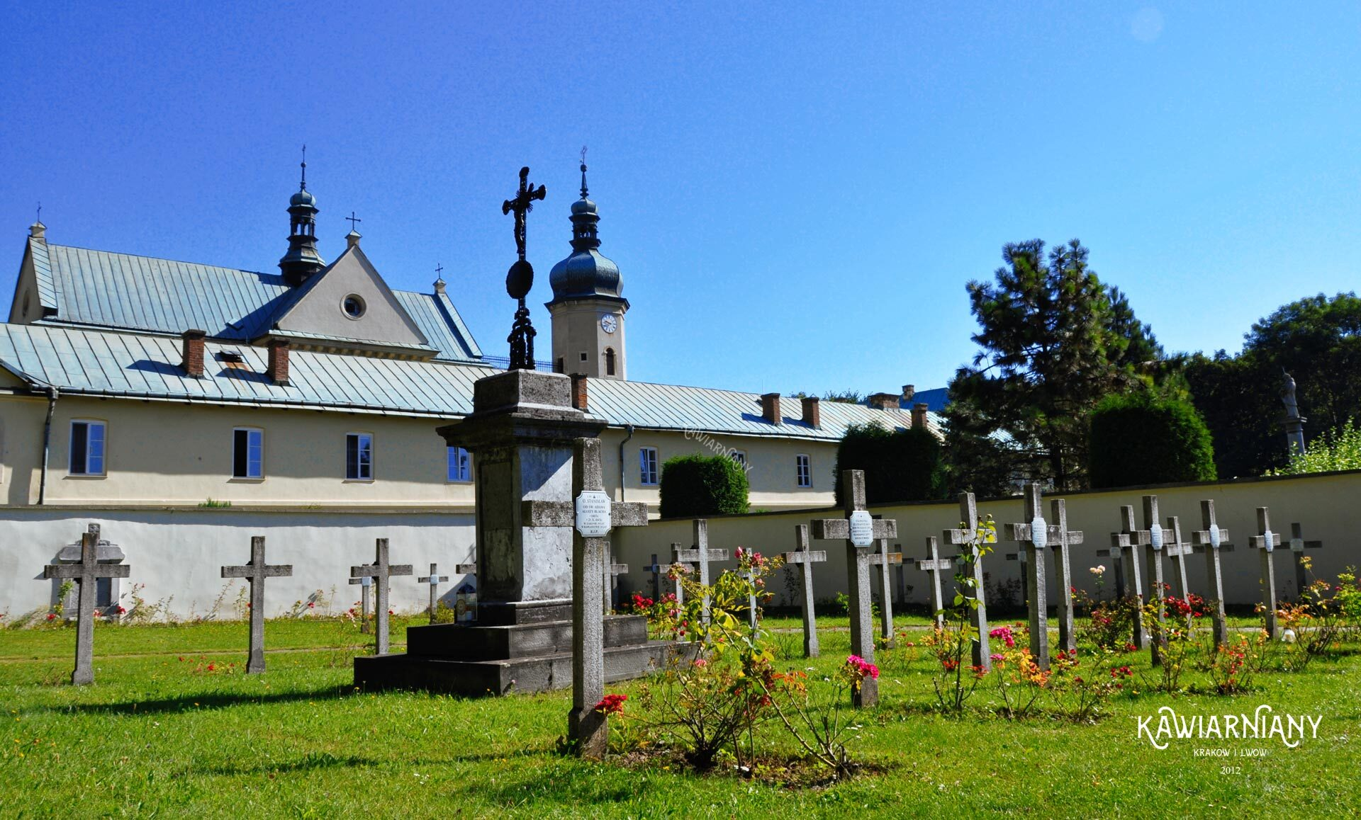 klasztor w czernej historia