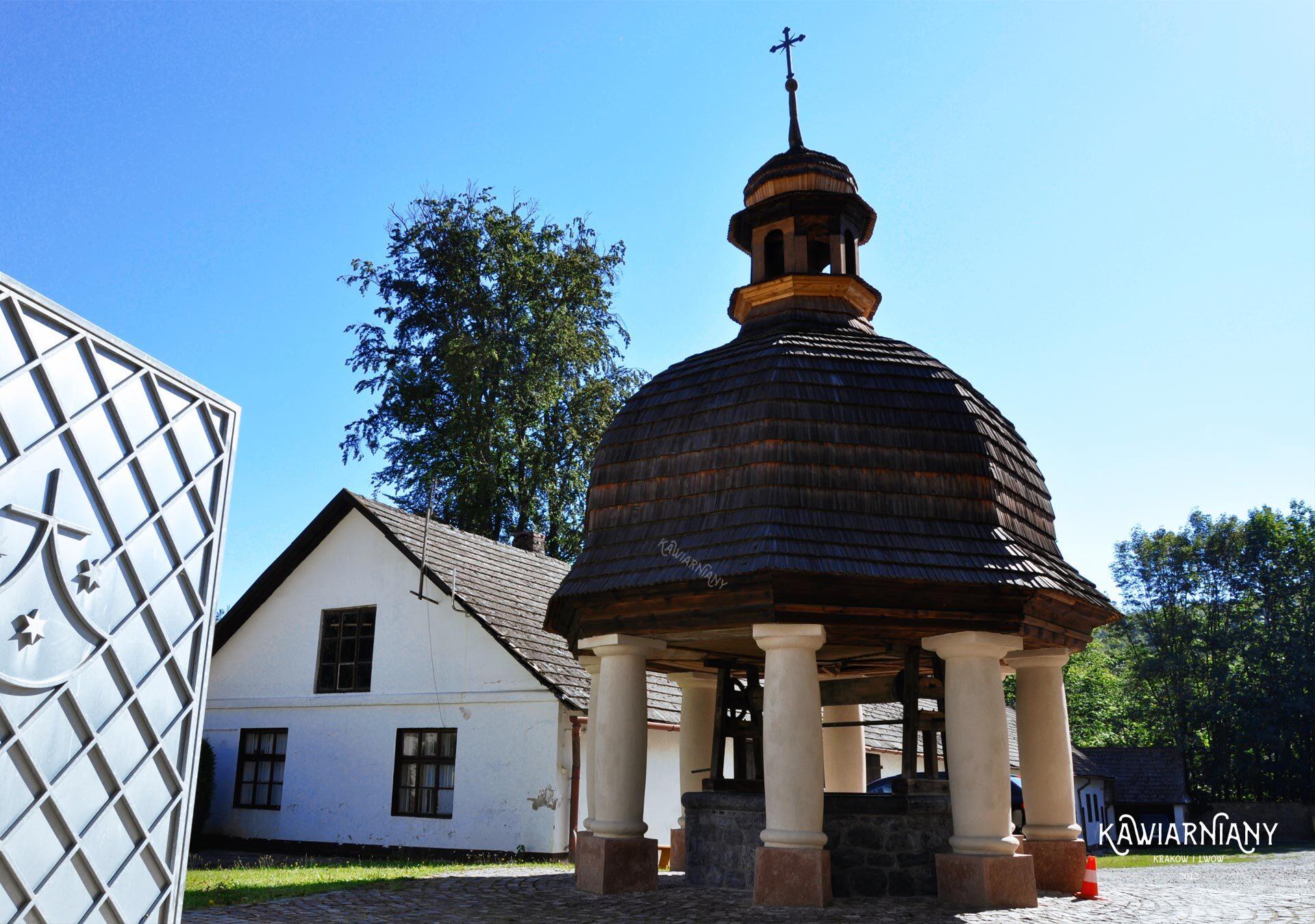 klasztor w czernej studnia
