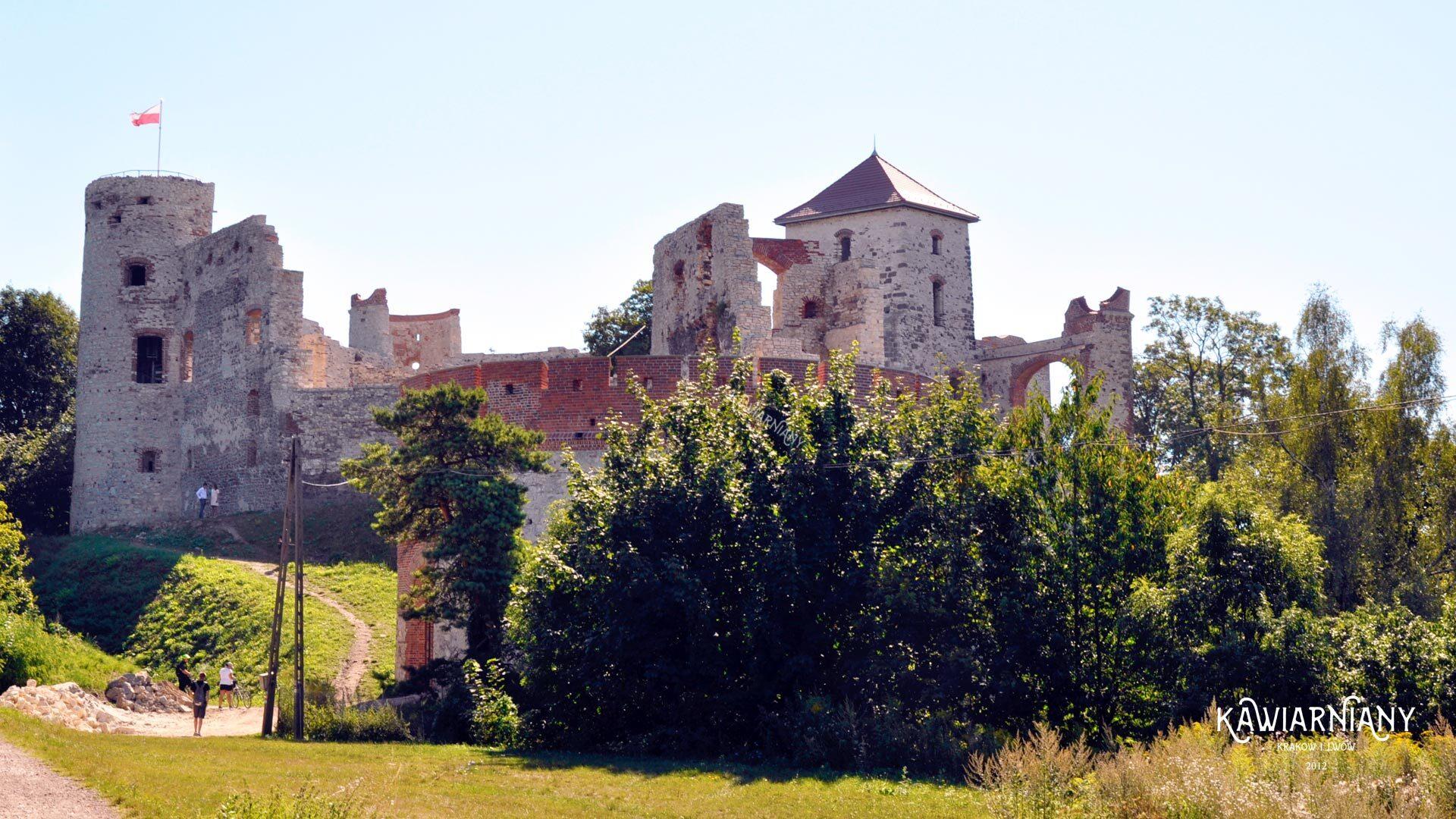 Zamek Tenczyn w Rudnie – historia, parking, cena + PORADY