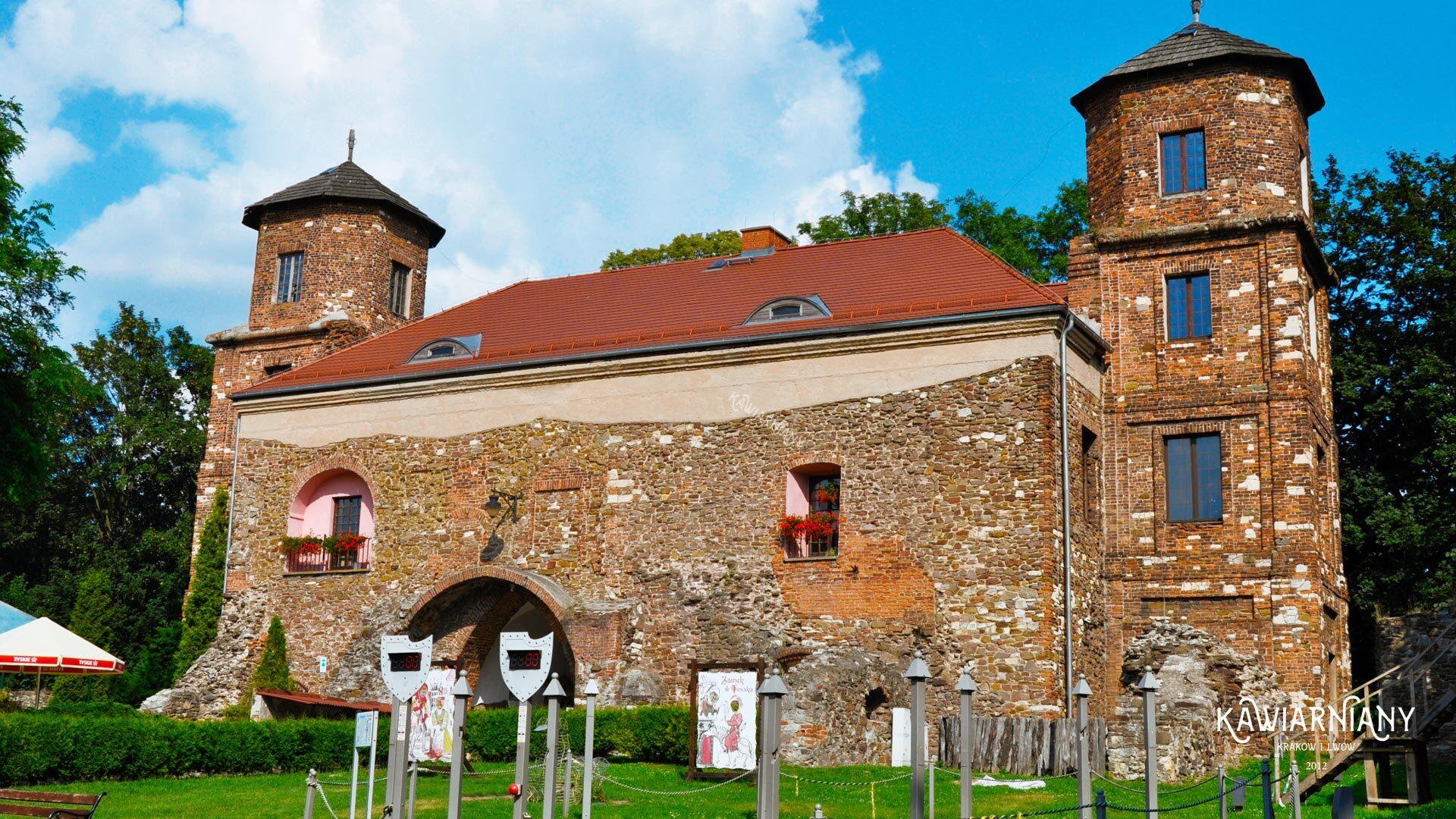 Zamek w Toszku – cennik, zwiedzania, zdjęcia