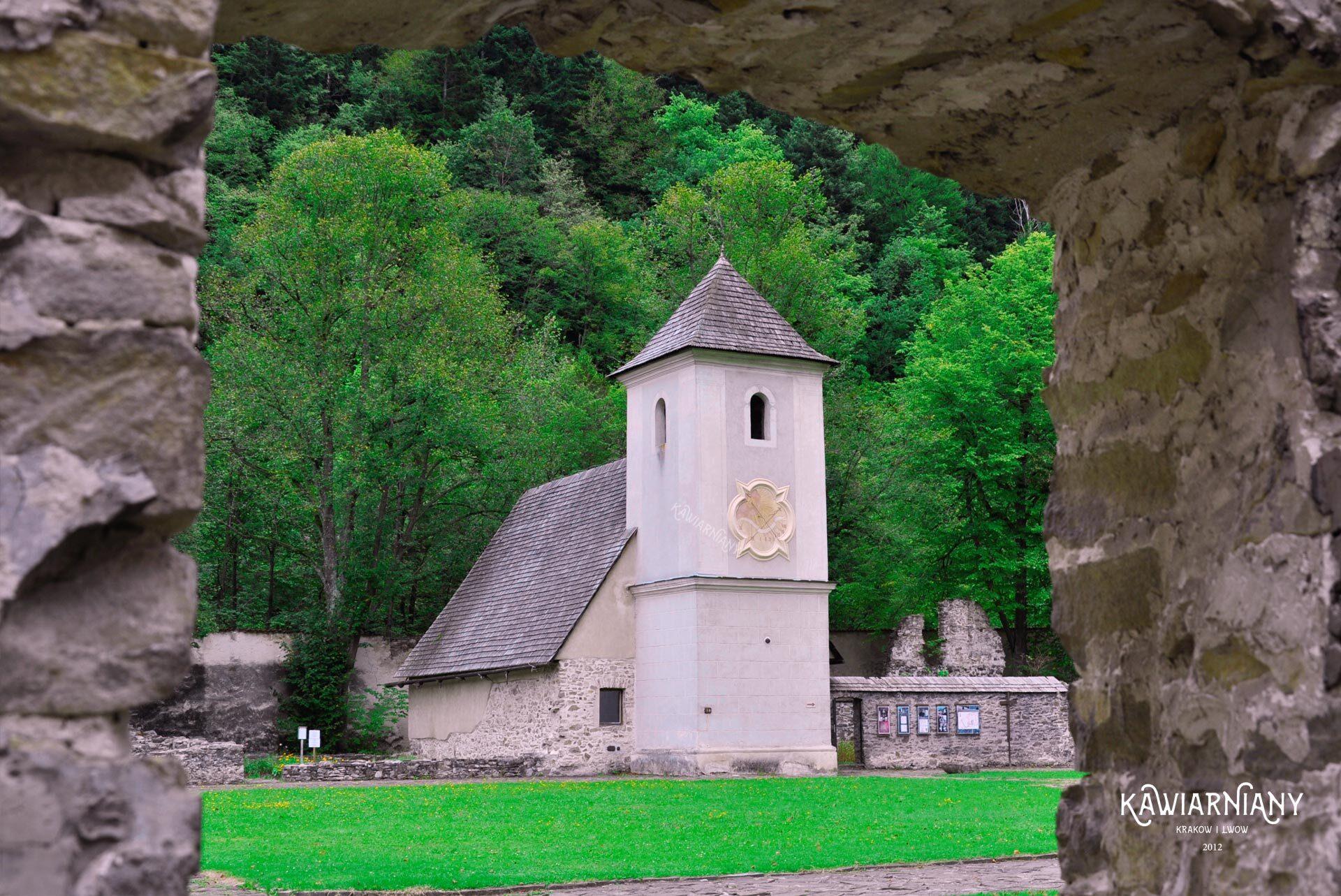 czerwony klasztor cennik