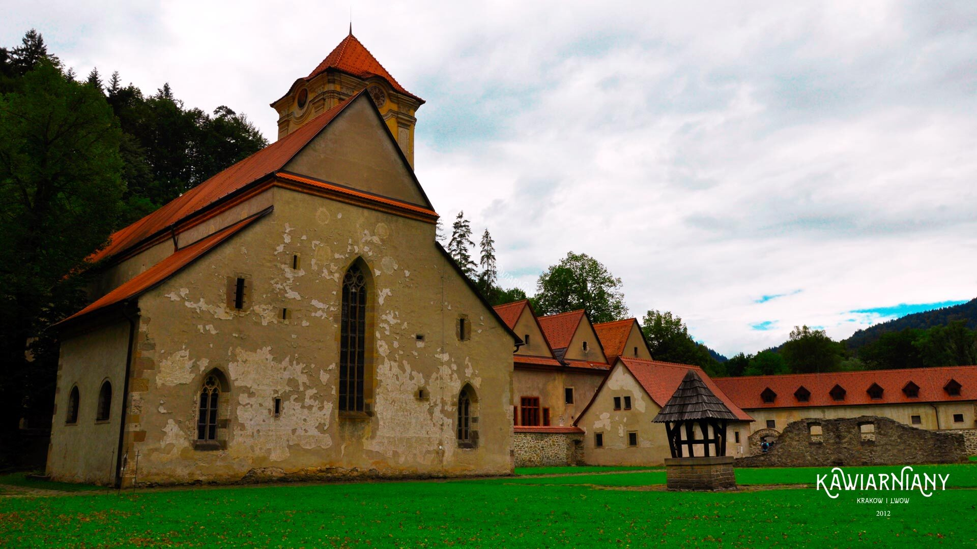 czerwony klasztor szczawnica