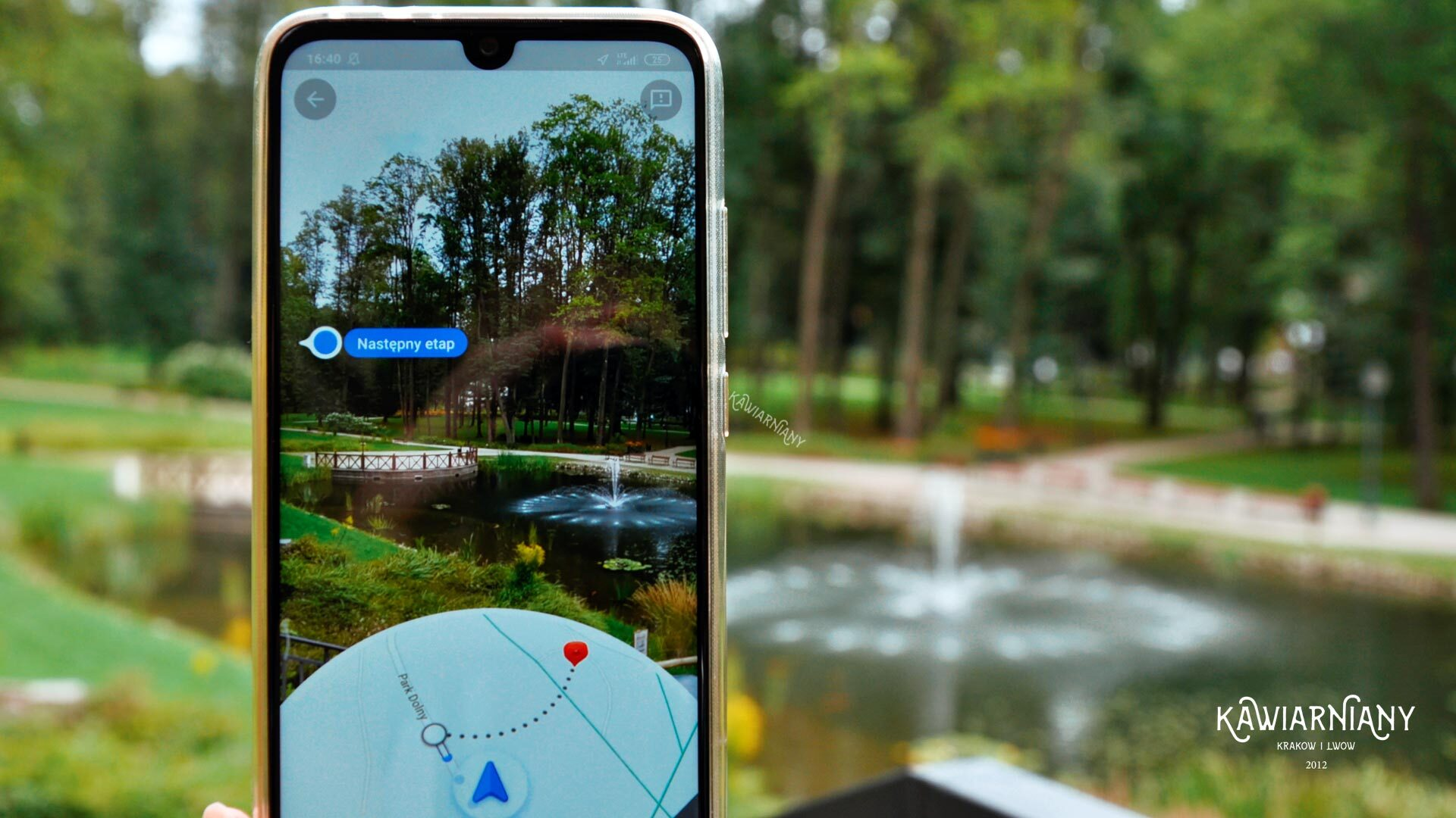 Live View w telefonie na Mapach Google. Co to jest?