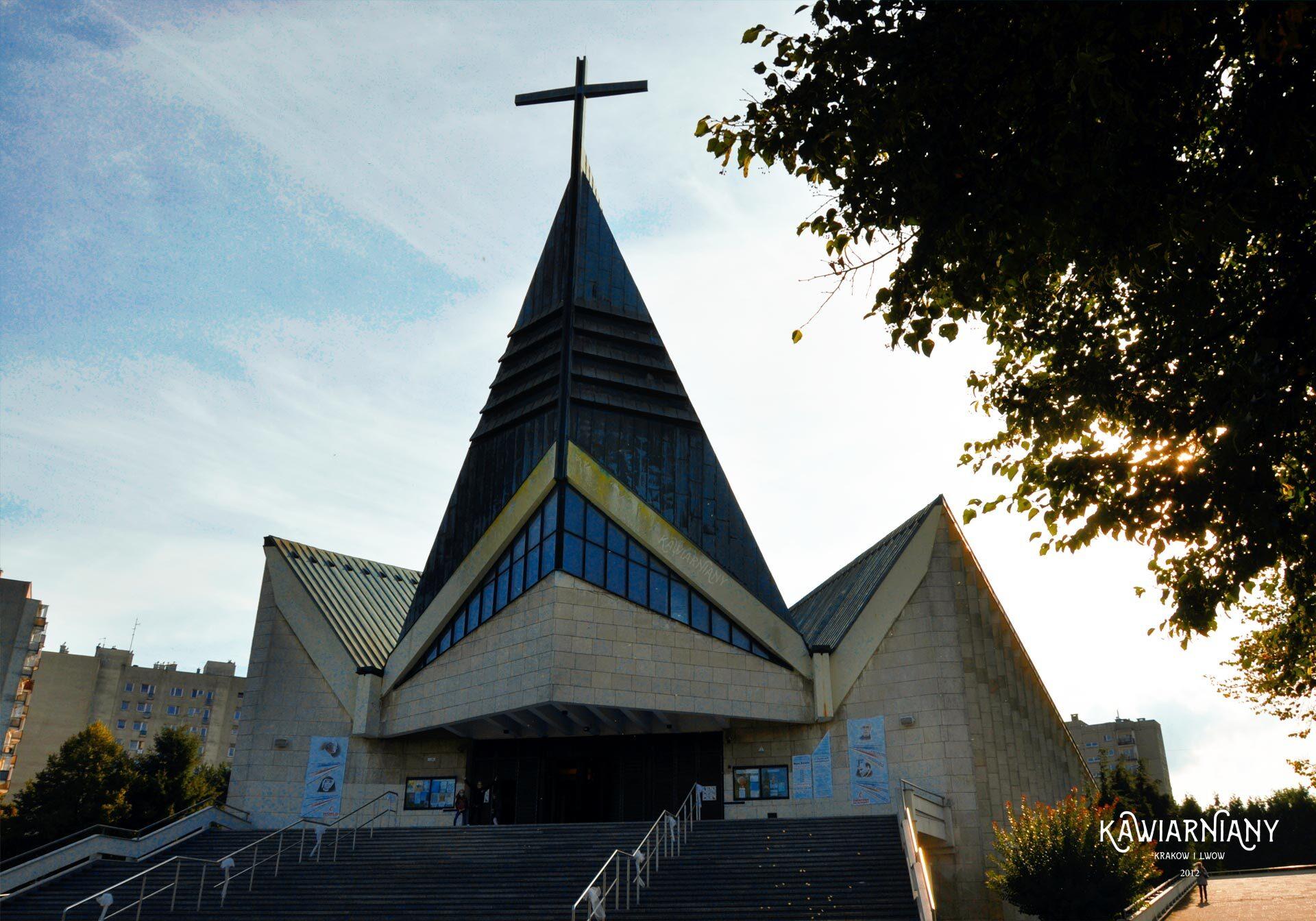 Kościół św. Maksymiliana Marii Kolbego