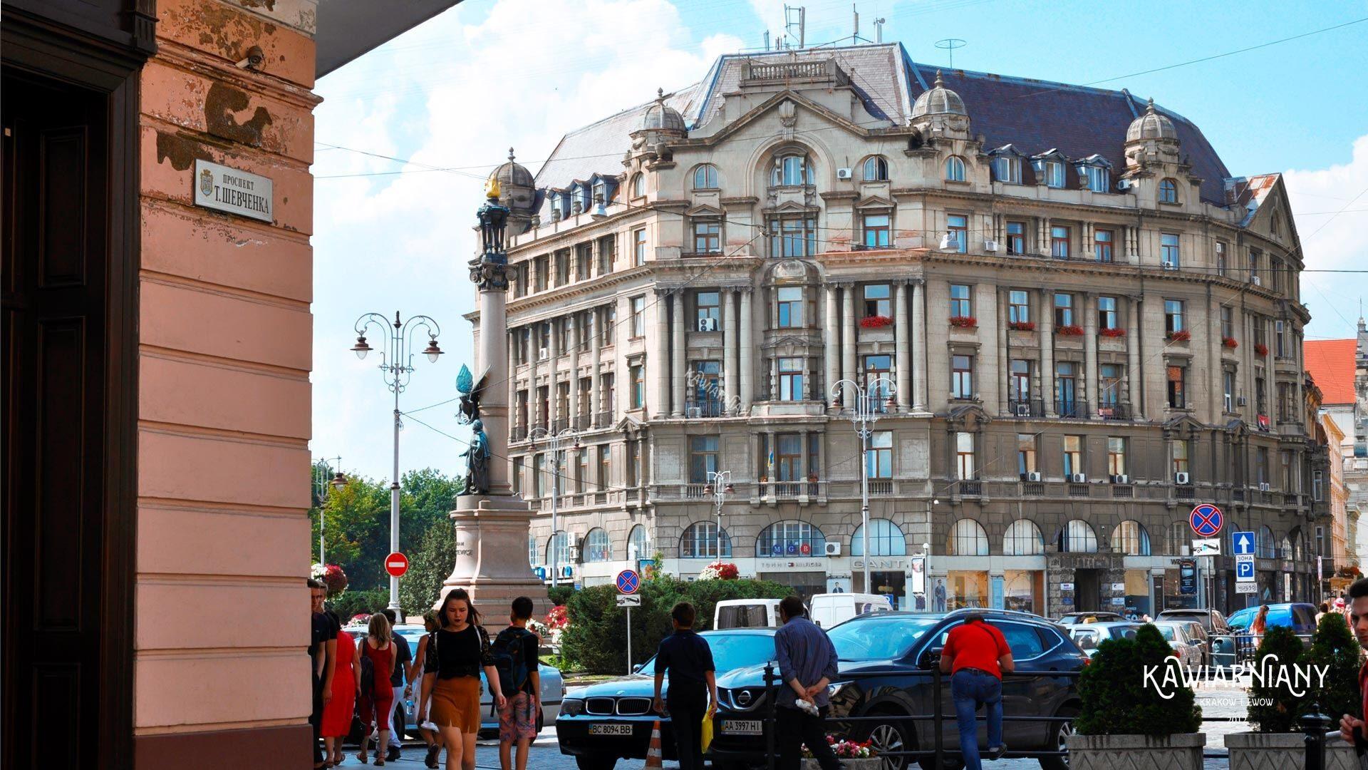 Najsłynniejsza kamienica we Lwowie na sprzedaż. Za ile może być Twoja?