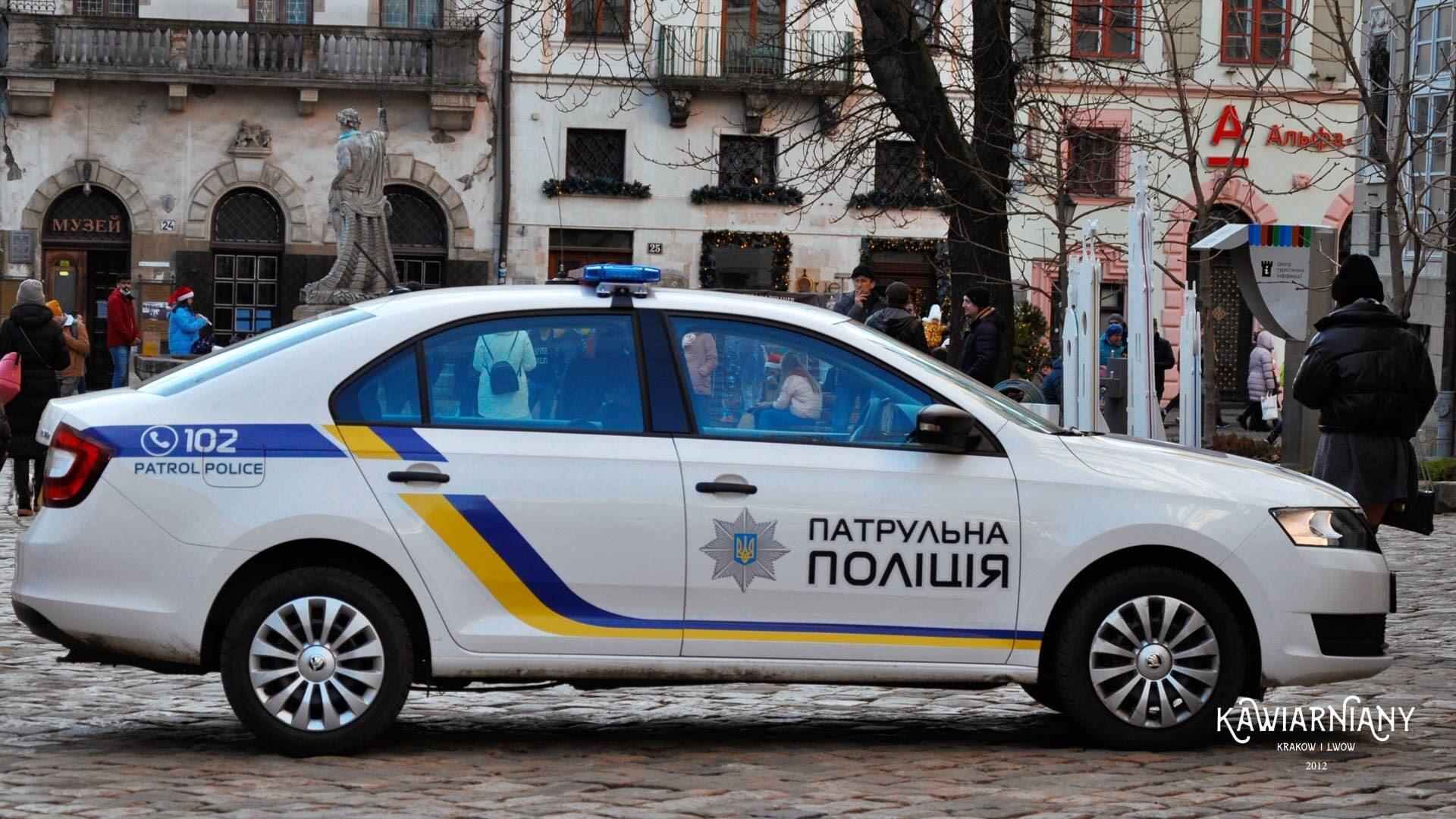 Mandaty na Ukrainie w górę! Ile kosztują mandaty na Ukrainie?