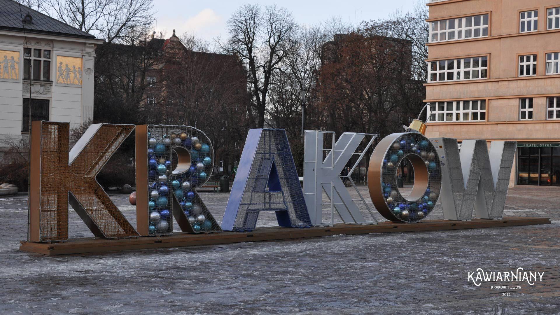 Kraków uczy się od Lwowa. Też chce sypać kawą. Jest tylko jeden problem