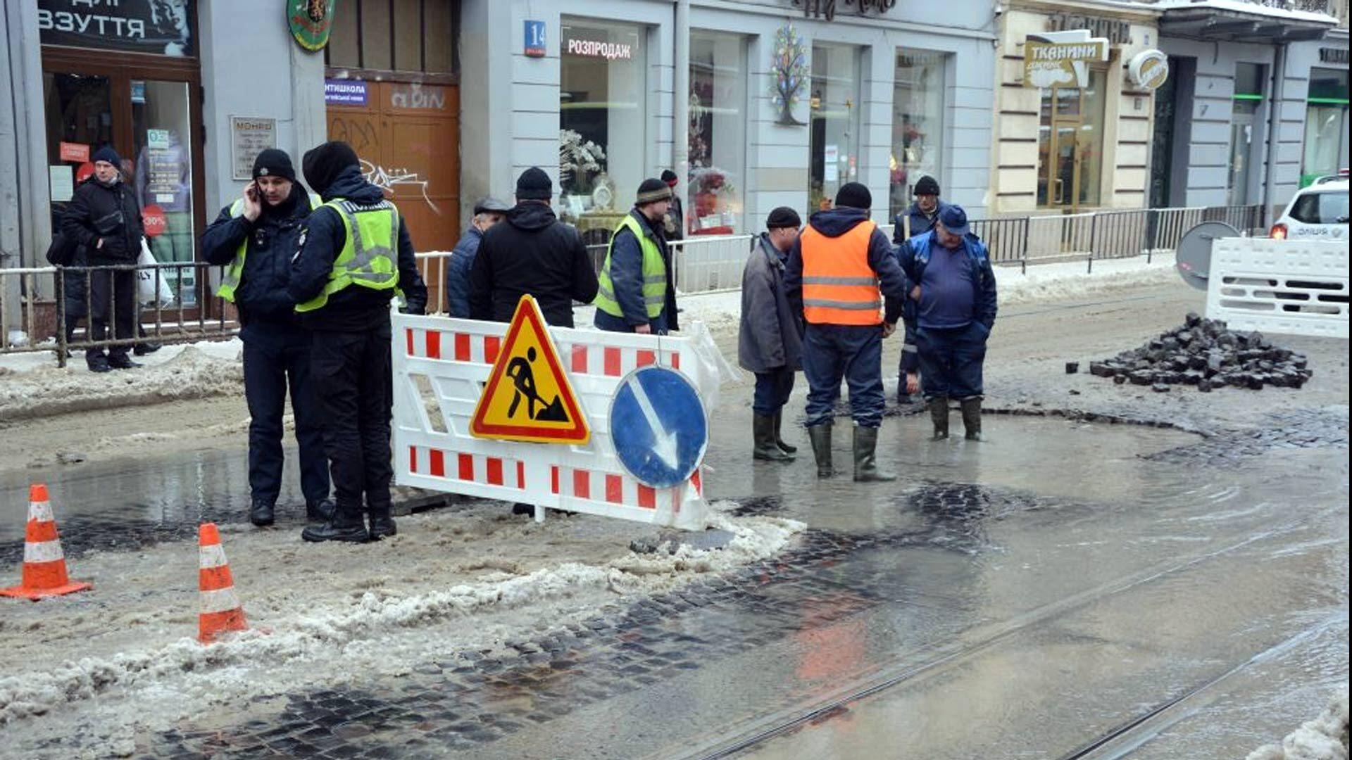 We Lwowie też protestuje jedno z najważniejszych mediów