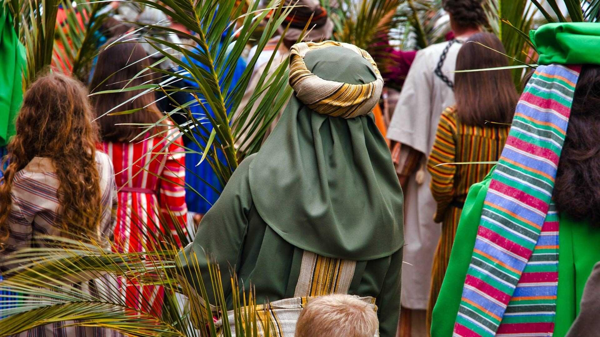 Kiedy jest Niedziela Palmowa? Co rozpoczyna? 2021!