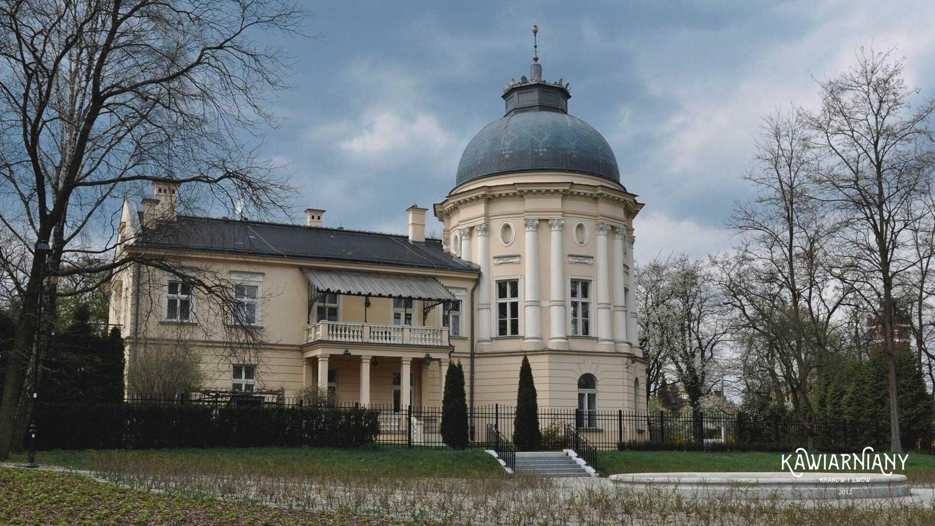 Park Jerzmanowskich w Krakowie – parking, kościół, atrakcje