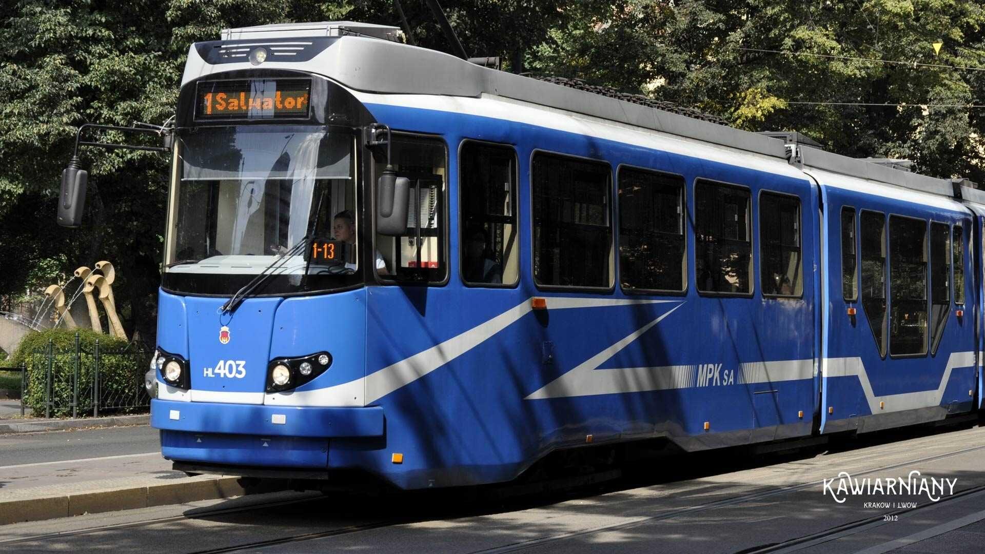 Do której jeżdżą tramwaje w Krakowie? Do której godziny?