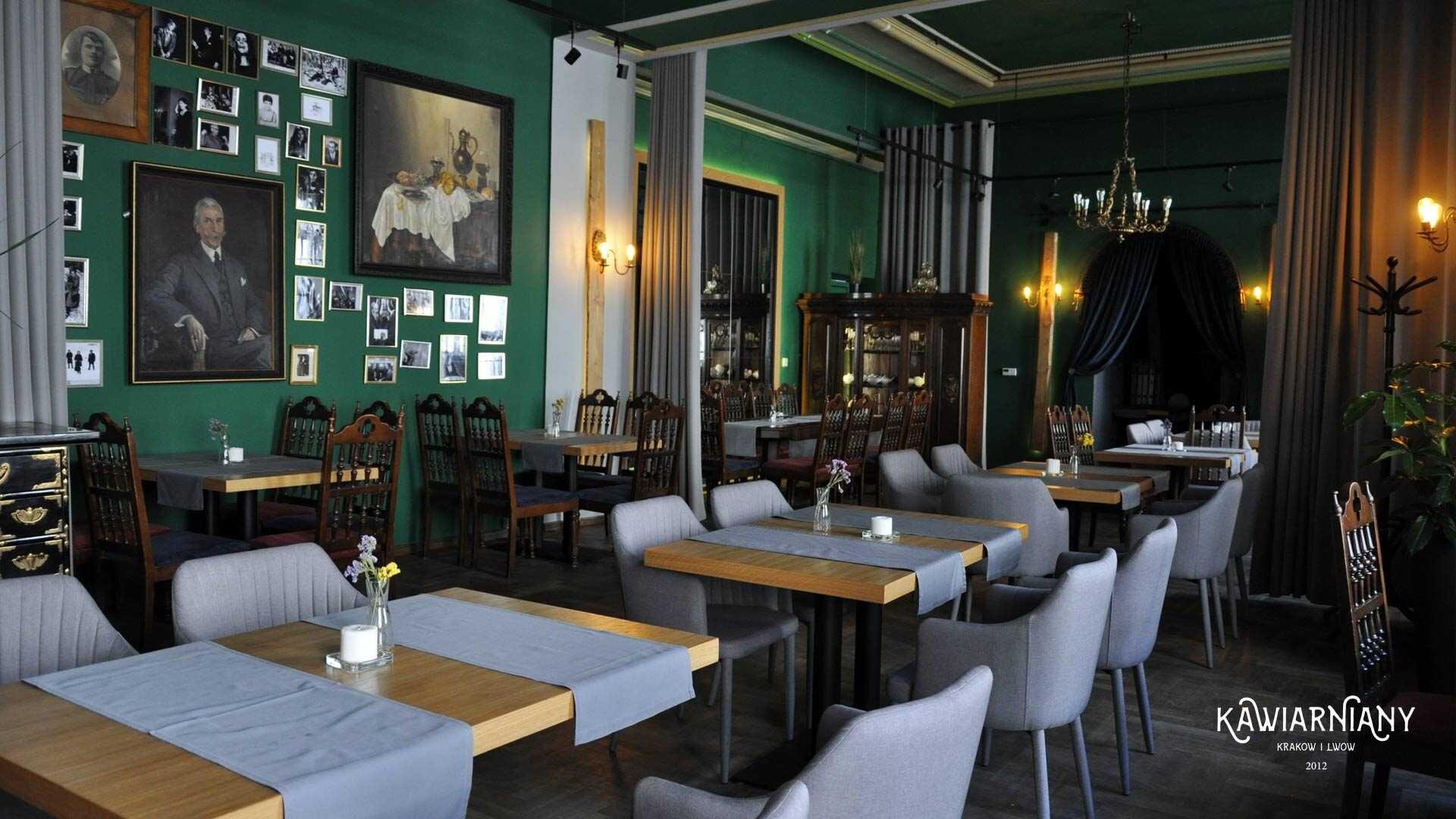 Restauracja Pod Gruszka, Szczepańska 1. W tych wnętrzach jada się od wieku